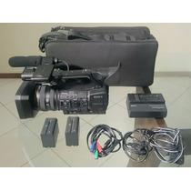 Filmadora Profissional Sony Nx5 Fullhd + 2 Baterias Np970