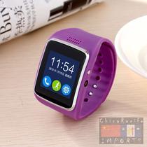 Relógio Z30 Chip Smartwatch Touch Whatsapp Facebook Twitter