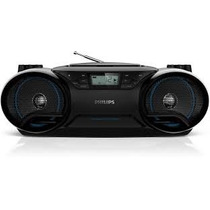 Rádio Portátil Boombox Philips Cd/mp3/usb + Nf