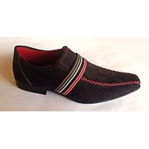Sapato Masculino Esporte Fino Suede Preço De Fábrica Franca