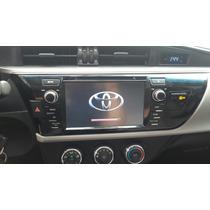 Central Multimidia Corolla Gli E Xei 2015 2016 Toyota