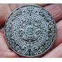 Moeda Asteca - Poker Guard - Prateada - México