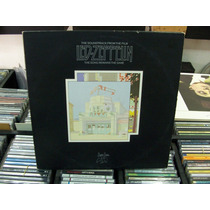Lp - Led Zeppelin - The Song Remains The Same - Duplo -