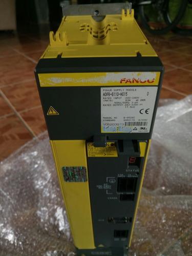289c27bfcfef0 Driver Fanuc Servo Amplificador A06b-6110-h01 E Outros