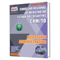 Apostila Crm To - Assistente Administrativo