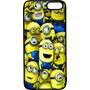 Capa Celular Minions Malvado Favorito Iphone 4 4s 5 5s 5c 6