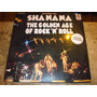 Lp Sha Na Na - Golden Age Rock Live (1973)