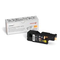 Cartucho De Toner 6000/6010/6015 Amarelo Xerox - 106r01633