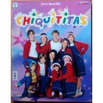 Álbum Figurinha Incompleto Abril Chiquititas 2007