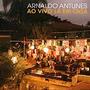 Cd Arnaldo Antunes - Ao Vivo Lá Em Casa (lacrado)