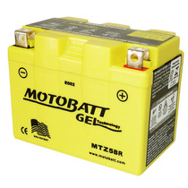 Bateria Gel Motobatt Mtz5br Yb4l-b Honda C 100 Dream