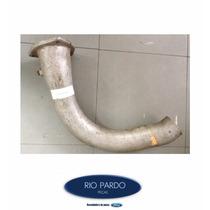 Tubo Ligação Turbo Ao Coletor Adimissão Cargo Motor Ford 91