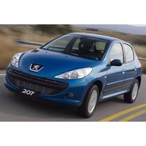 Sucata Peças Peugeot 207 - Motor Câmbio Porta