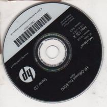 Cd De Instalação Para Impressora Hp Officejet Pro8000-a809