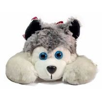 Husky Cachorro De Pelúcia Ursinho Novo Original Fofy Toys