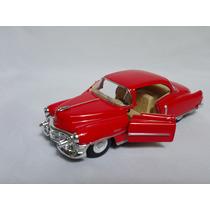 Miniatura Cadillac 1953 Coupe Escala 1:43 Vermelho