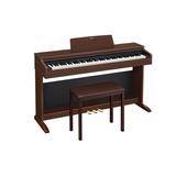 Piano Digital Casio Celviano Ap-270bcn Marrom 88 Tec. Bivolt