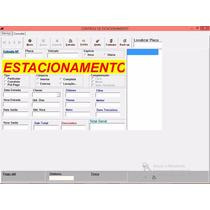 Sistema Programa, Estacionamento Lava Rápido Rotativo + Font