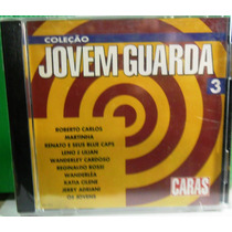 Mpb Rock Pop Cd Jovem Guarda Vol 3 Caras Original Lacrado