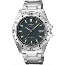 Relógio Casio Mtp-1244d-8a Masculino Leve Elegante Bonito