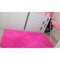 Tapete Muito Peludo Felpudo 2,00 X 2,40 Rosa Pink Frete Free