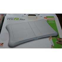 Wii Fit Plus - Wii - Novo - Com Jogo Balance Board Original
