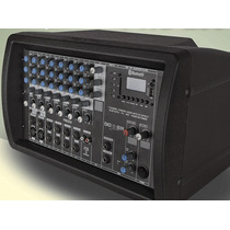 Mesa Som Cabeçote Multiuso Amplificado Pwd250 250 Watts Rms