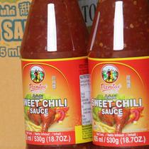 2 Molhos De Pimenta Doce Sweet Chili Sauce - Pantai 530g
