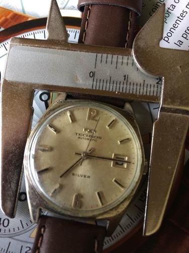 d10bddc0960 Relógio Technos Silver Suíço (leia Descrição