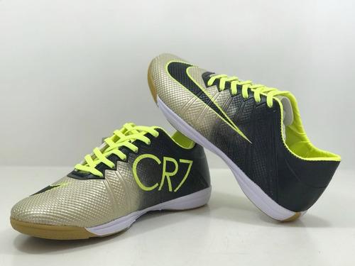 Chuteira Mercurial Futsal Cr7 Cristiano Ronaldo - R  69 en Melinterest aec5b2f0df499