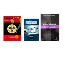 Kit Radiologia (3 Livros)