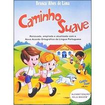 Kit Livros - Cartilha Caminho Suave/caligrafia Caminho Suave