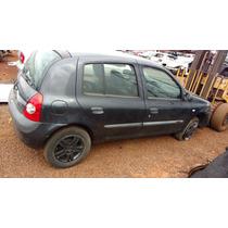 Caixa De Cambio Mecânica Renault Clio 2004 1.0 16v
