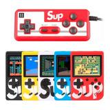 Mini Vídeo Game Retro Clássico 400 Jogos Mini Com Controle