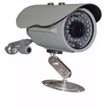 Camera Vigilância Infra 36 Leds P/ Uso Gravador Stand Alone