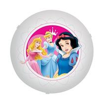 Plafon Redondo Princesas Startec
