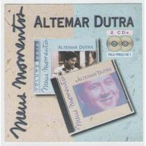 Cd Altemar Dutra - Meus Momentos - Cd Duplo - Brigas - O Fim