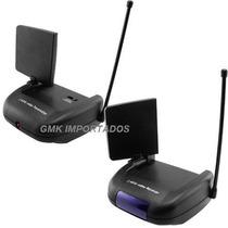 Transmissor Wireless De Audio E Vídeo 2.4ghz, Com 4 Canais
