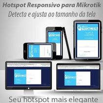 Hotspot Personalizado Para Mikrotik