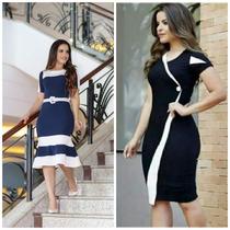 df661d1422 Busca Vestido evangelico com os melhores preços do Brasil ...