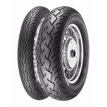 Par Pneus 140/90-15 + 100/90-19 Pirelli Mt66 P/ Virago 535