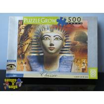 Quebra Cabeça Egito 500 Peças Puzzle Clássico Grow