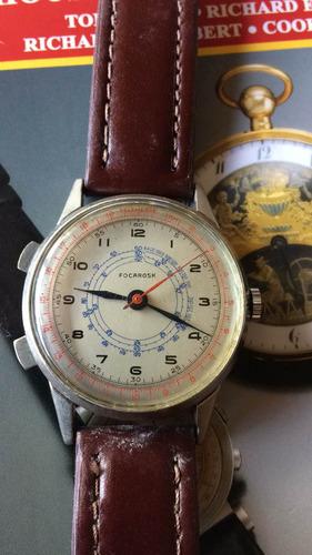 37b7c32fb80 Relógio Antigo Focarosk Chronostop (leia Descrição) 088