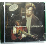 Cd Eric Clapton Unplugged Original Lacrado.