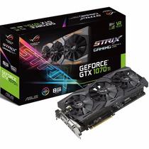 Asus Geforce Gtx1070ti 8gb Rog-strix-gtx1070ti-8g-gaming Bf