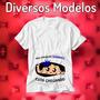 Camiseta Grávida Gestante Personalizada Divertida