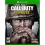 Jogo Call Of Duty World War Ii Wwii Xbox One Mídia Fisíca