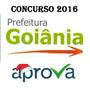 Prefeitura Goiania Go Auxiliar De Atividades Educativas 2016