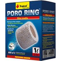 Poro Ring (ceramica) Midia Filtrante 1l Tropical