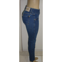 Calça Jeans Fem. Marca Looper Tam. 38 S/ Strech Semi Nova